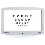 Display di ottotipo / di test oftalmico / telecomandato ClearChart® 4X Reichert