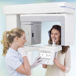sistema di radiografia panoramica / digitale / a pavimento