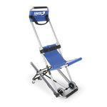 sedia portantina montascale / per esterni / da interno / con rotelle