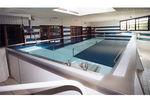 piscina per riabilitazione fuori terra