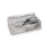 cestello di sterilizzazione per endoscopio / perforato