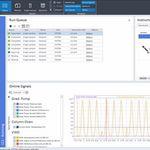 software di analisi / per reportistica / di controllo / di interpretazione