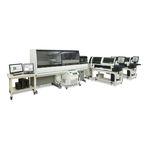 sistema di automazione di laboratorio per analizzatore di ematologia / pre-analitica / post-analitica