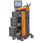 unità di tecarterapia / su carrello