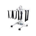 sollevapersone elettrico / con rotelle / mortuario