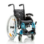 sedia a rotelle passiva / attiva / da esterno / da interno