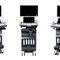 ecografo su piattaforma / per ecografia multidisciplinare / bianco e nero / doppler a colori
