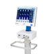 ventilatore elettronico / per terapia intensiva / pediatrico / CPAP