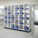 armadietto di stoccaggio / multifunzione / per biancheria / per ospedale