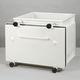 recipiente di filtrazione per struttura sanitaria / da laboratorio / per polveri