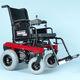 sedia a rotelle elettrica / da esterno