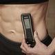 analizzatore di composizione corporea per misurazione della massa grassa / con display digitale / portatile