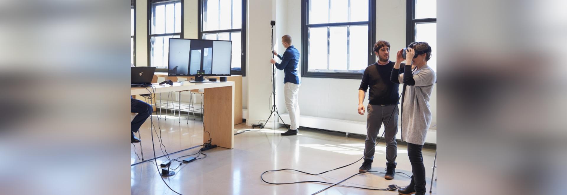 Miglioramento della pianificazione di sanità con la realtà virtuale