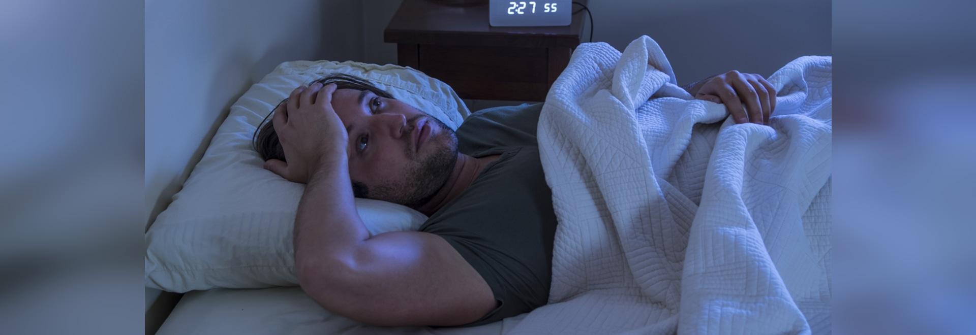 Il sonno meno di 6 ore può aumentare il rischio di CVD