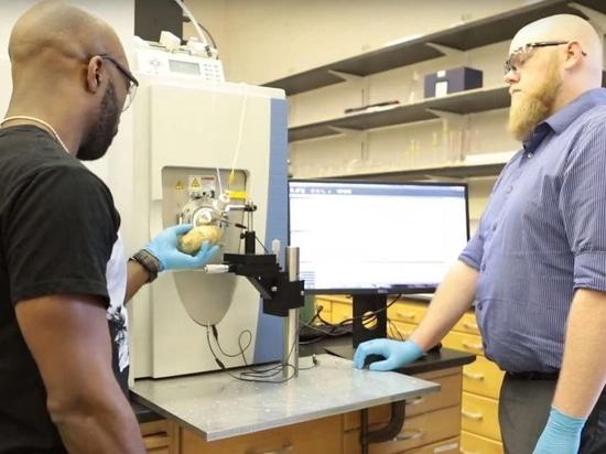 Rilevazione di spettrometria di massa per le masse