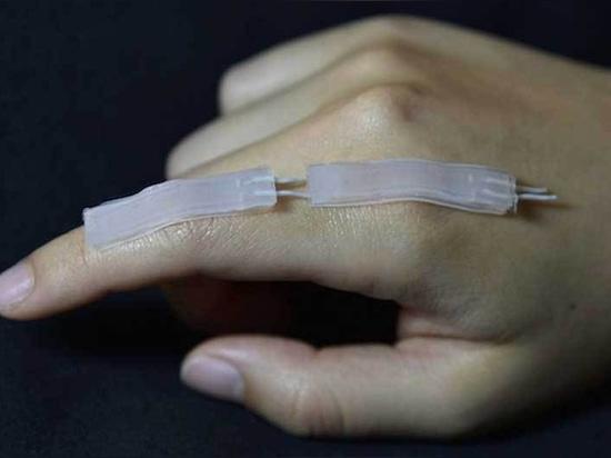 Sensore veloce ed altamente accurato del dito del Corpo-monitoraggio