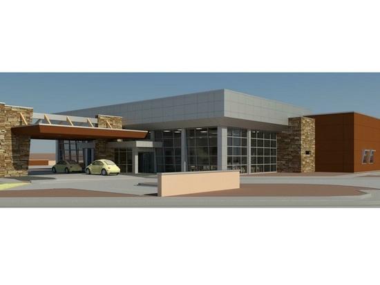 Nuovo ospedale nominato ospedale di Carondelet Marana