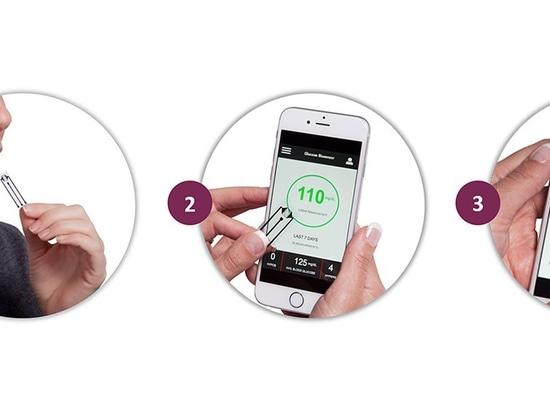 Il nuovo biosensore misura esattamente il glucosio in saliva