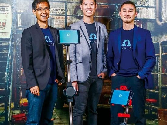 OhmniLabs utilizza i robot per rendere a Telepresence una realtà: Intervista con il CEO Thuc Vu
