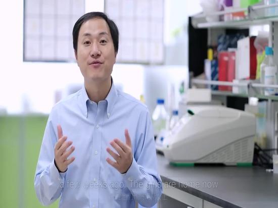 La precipitazione radioattiva dai primi bambini di CRISPR continua