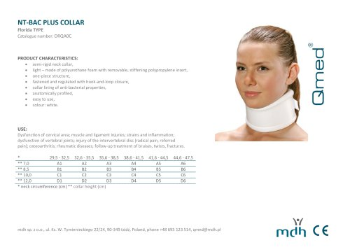 NT-BAC PLUS COLLAR