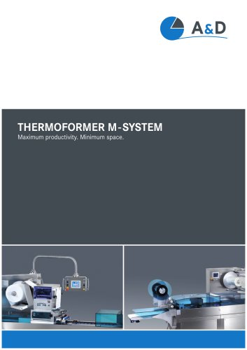 THERMOFORMER M-SYSTEM