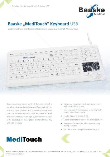 Baaske_MediTouch_Keyboard