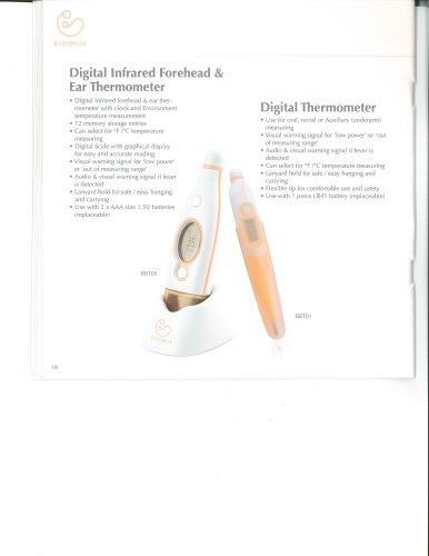 BBT01  Digital Thermometer