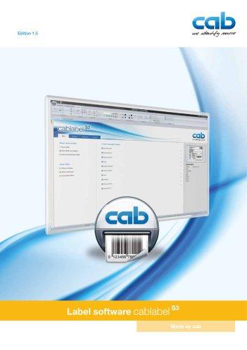 cablabel S3