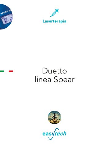 Duetto linea Spear