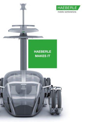 HAEBERLE macht's