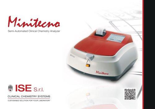 Minitecno - Brochure