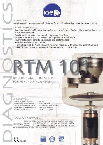RTM 101