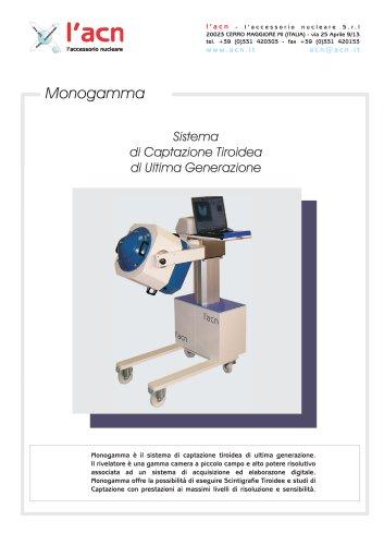 Gamma Camera a piccolo campo MONOGAMMA