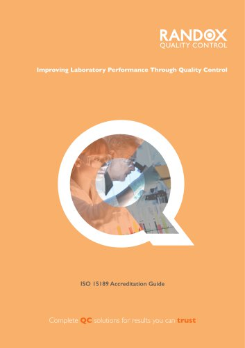 ISO 15189 Educational Guide
