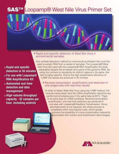 West Nile Virus Primer Set