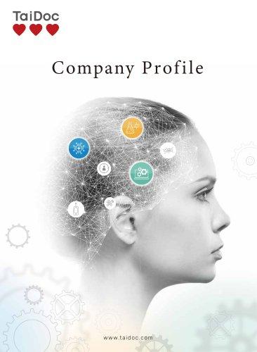 2019TaiDoc_ company profile