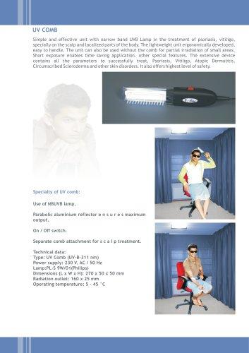 UV Comb