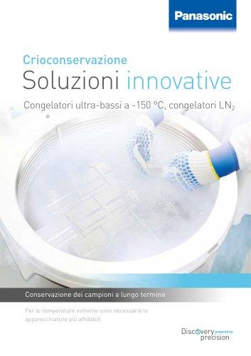 Crioconservazione Soluzioni innovative