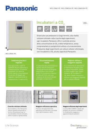 MCO-230AIC IncuSafe Incubatori a CO2