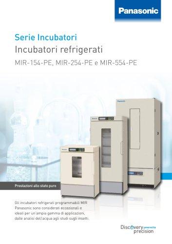 MIR Incubatori refrigerati