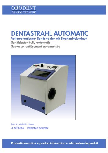 DENTASTRAHL AUTOMATIC