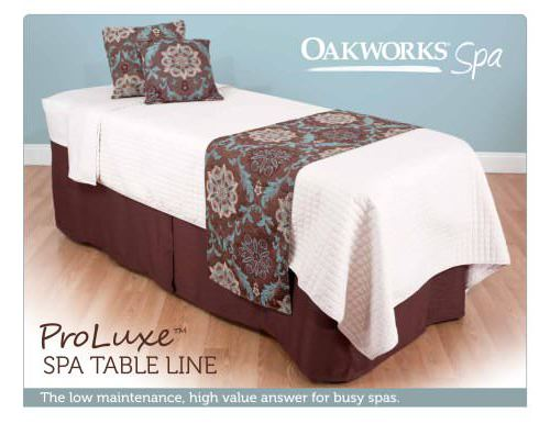 ProLuxe? Spa Table Line