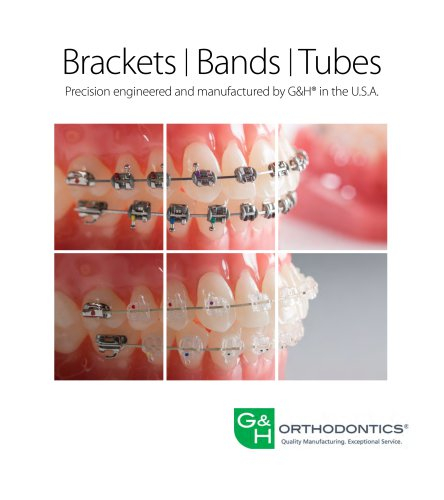 Brackets  |  Bands  |  Tubes