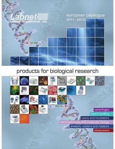 European Catalogue, 2011 - 2012