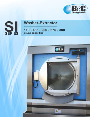 SI Series Industrial Washer