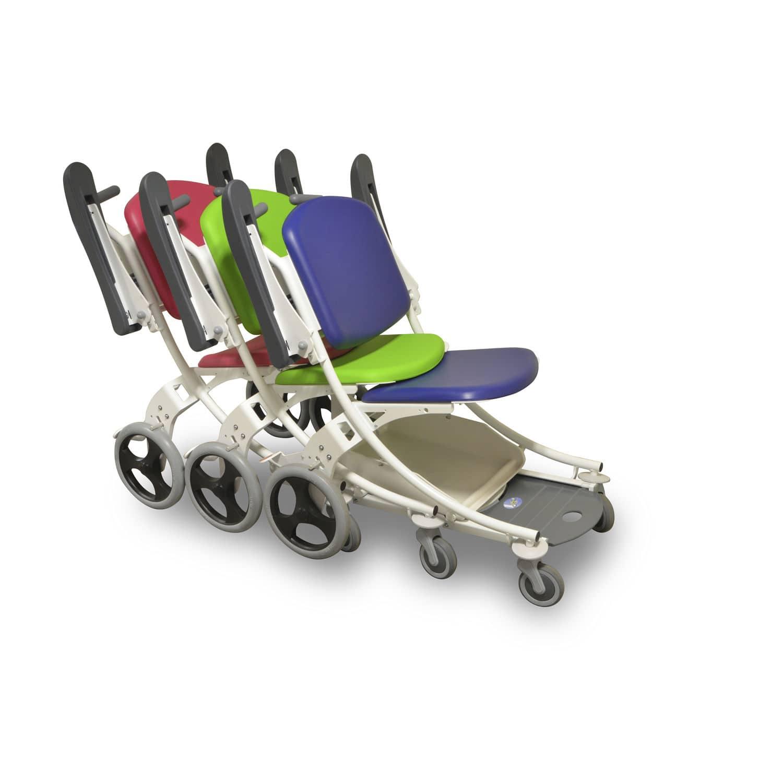 Sedia portantina da interno - I-MOVE - BMB MEDICAL - per ...