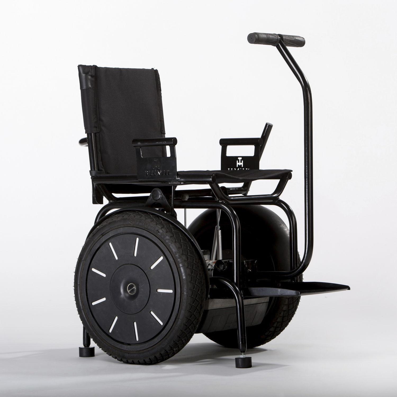 Sedia a rotelle autobilanciante - Segway™ - Blumil - Video