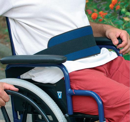 Cinghia di fissaggio per sedia a rotelle 621 AlboLand