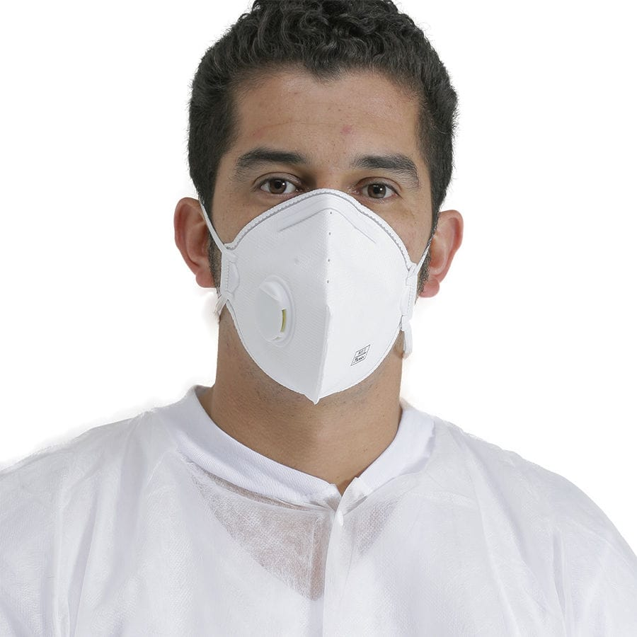 respiratori maschere monouso